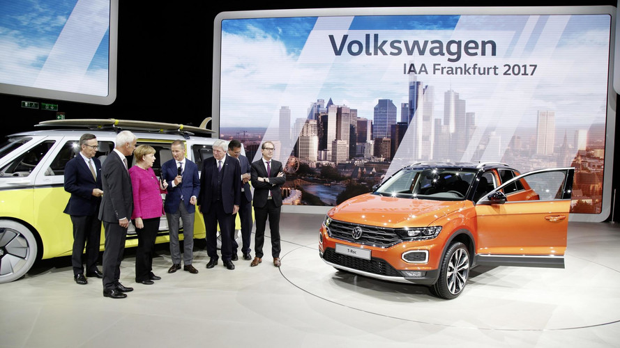 2018 VW T-Roc Crossover Can Now Be Ordered In Germany