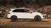 Porsche Cayenne 2018 Render