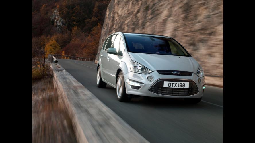 S-MAX, la ricetta Ford per conquistare clienti Audi, BMW e Mercedes