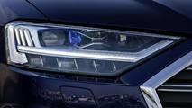 Audi A8 2018 faros láser