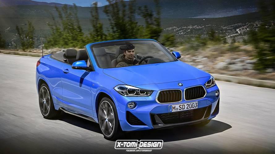 BMW, X2'nin cabrio versiyonunu düşünüyor olabilir