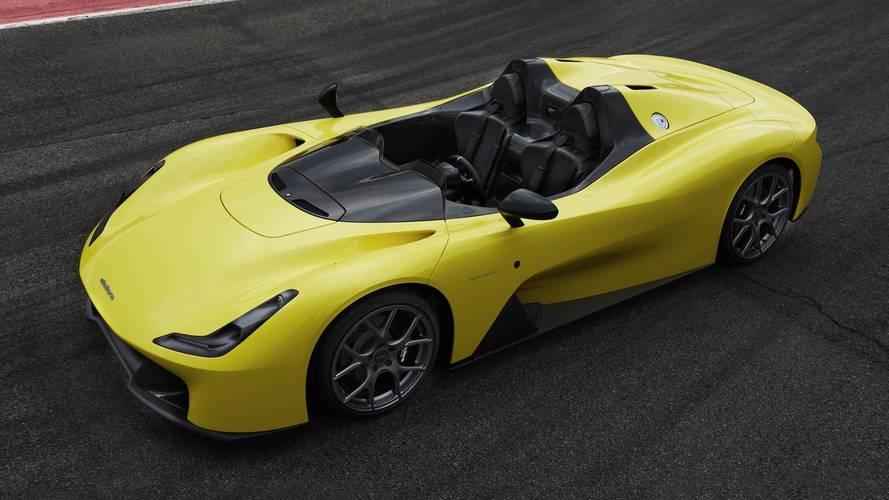 Dallara Stradale sports vehicle revealed