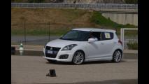Suzuki Swift Sport: con la 5 porte il