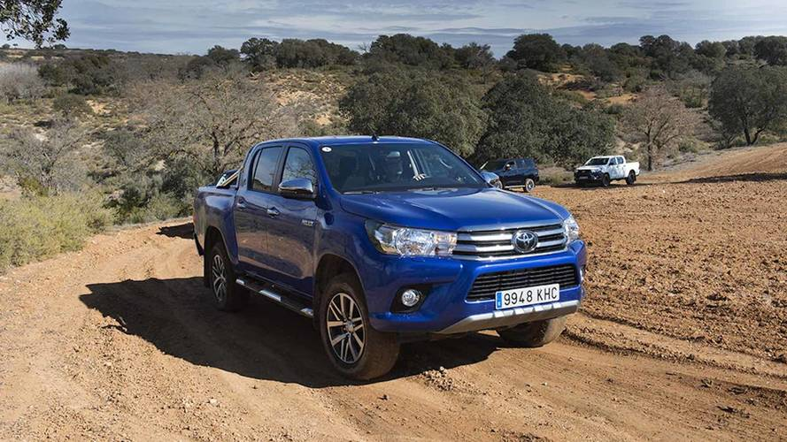 Toyota Hilux 2018, a por el cliente particular