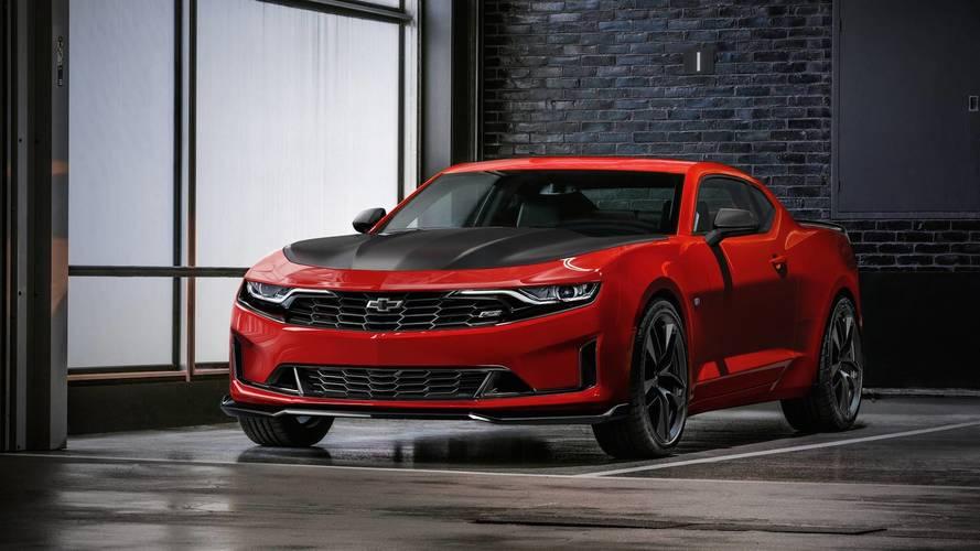 Chevrolet Camaro yeni tasarım ve donanım paketiyle geldi