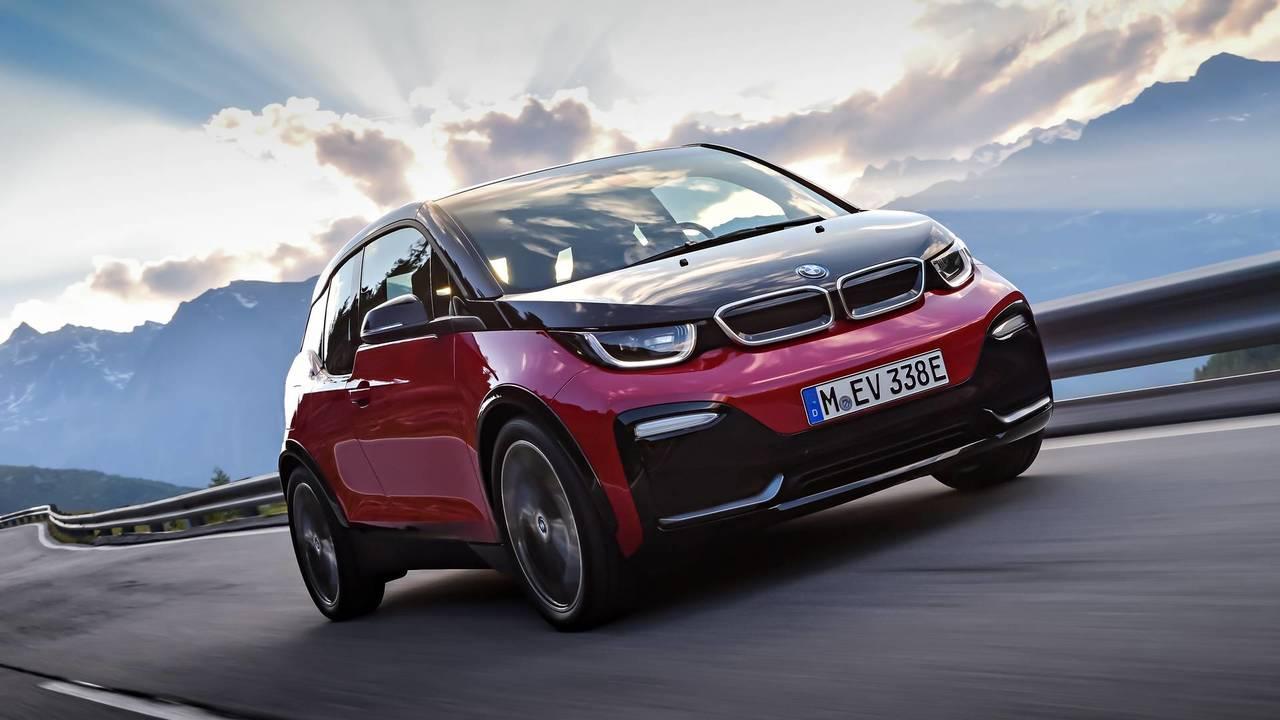 9. BMW i3