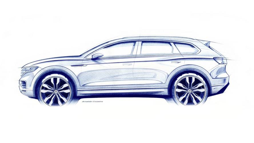 Sigue en directo la presentación del Volkswagen Touareg 2018