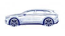 Volkswagen Touareg 2019 - Teaser