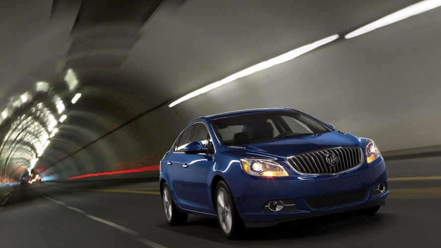 2014 Buick Verano to be turbo-only - report