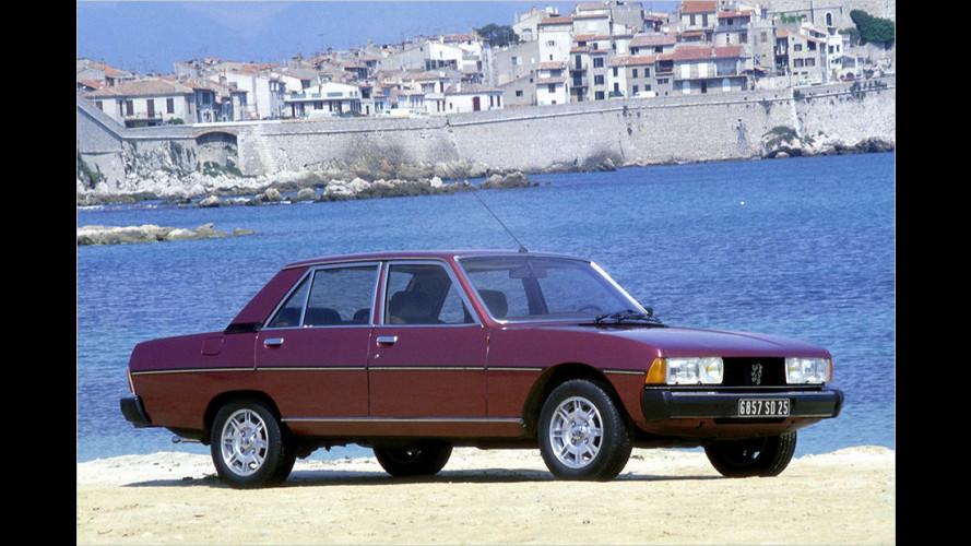 Peugeot 604: 40 Jahre Staats-Löwe