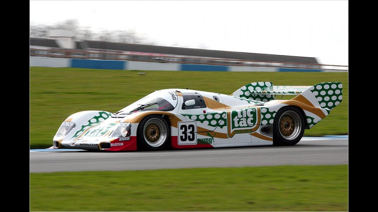 404 km/h: Dauer 962 Le Mans (1998)