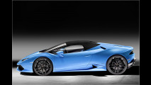 Lamborghini gibt ordentlich Stoff