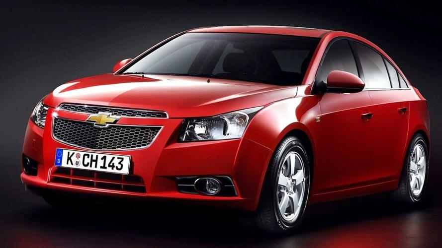 Chevrolet Cruze - First Details