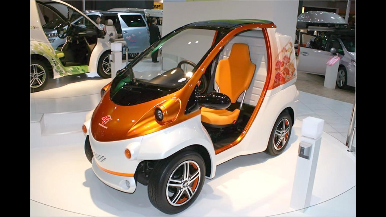Coms Concept Ultra-Compact EV