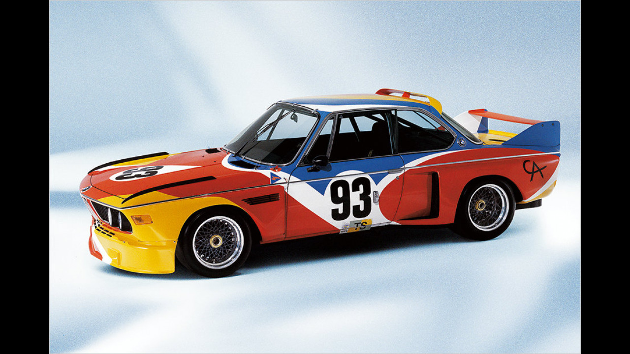 BMW Art-Cars