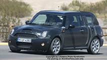 New BMW Mini Traveller Spy Photo