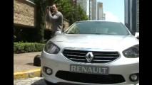 Oficial: Vídeo comercial do Renault Fluence 2013 reestilizado