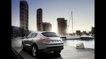 Maserati poderá não adotar nome Kubang para batizar novo SUV