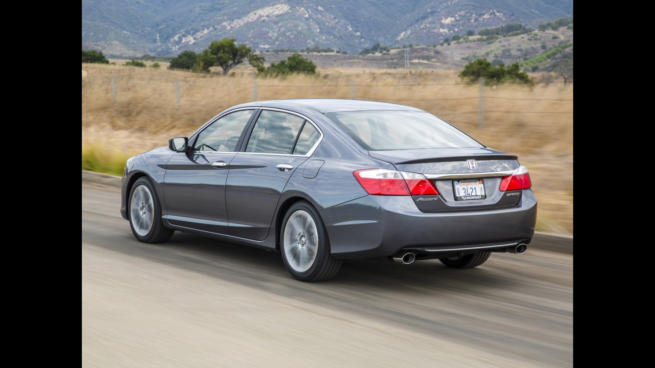 Honda Accord 2013 é convocado para recall nos EUA