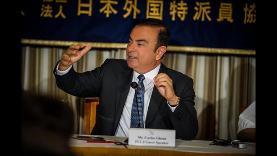 CEO da Nissan divulga calendário de lançamento da tecnologia autonoma