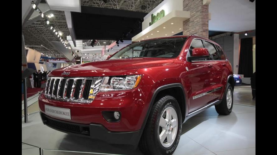 Estados Unidos terminam 2010 em alta e Chrysler se destaca