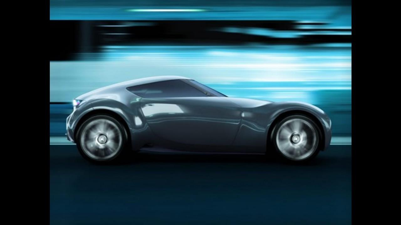 Esportivo elétrico Nissan Esflow Concept estará no Salão de Genebra