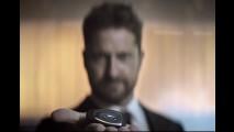 Vídeo: veja Gerard Butler acelerando o novo Focus Fastback