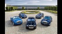 Nunca se venderam tantos Rolls-Royce como em 2011