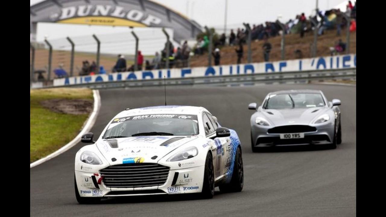 Aston Martin movido a hidrogênio estreia neste fim de semana no Reino Unido