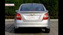 Surpresa! novo Chevrolet Sonic é flagrado pela primeira vez na China