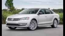 Volkswagen: novas gerações de Jetta e Passat terão ciclo de vida reduzido