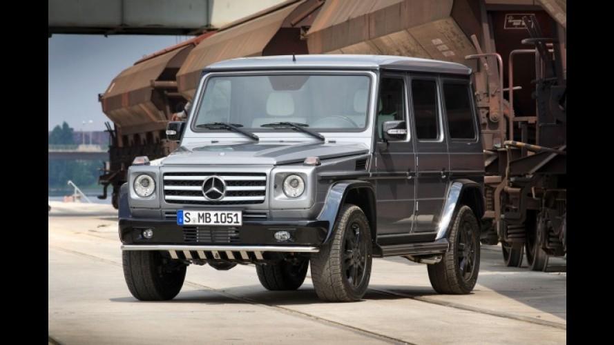 Imortal: Mercedes-Benz Classe G poderá ser produzido até 2020