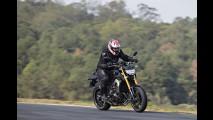 Volta rápida: invocada e divertida, Yamaha MT-09 chega para
