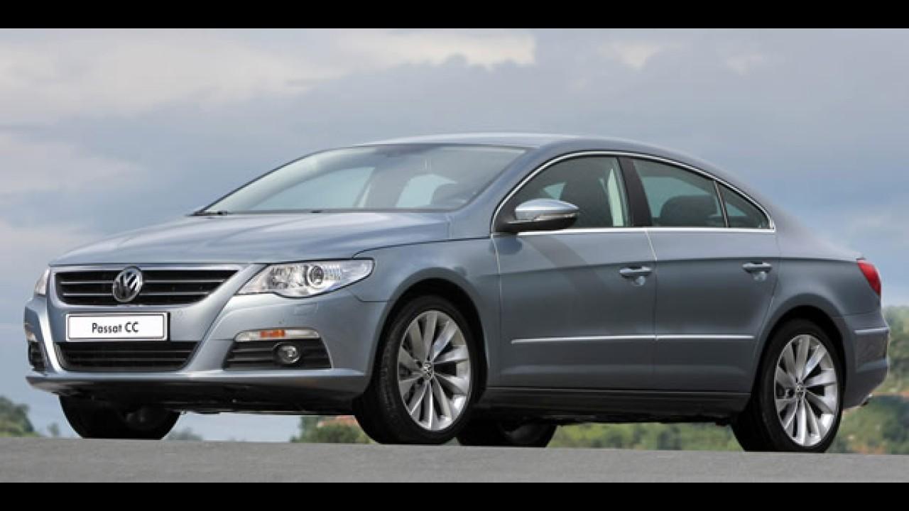 Suécia: Em mês de forte crescimento, VW surpreende e supera Volvo