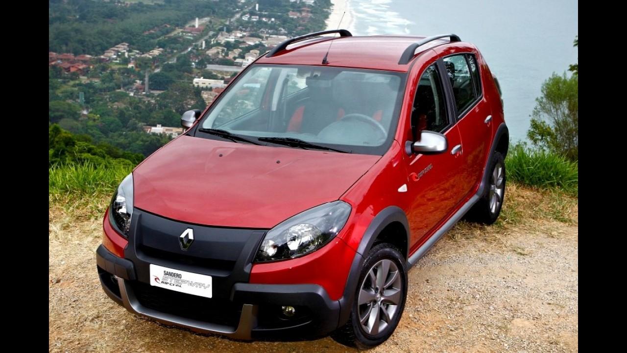 Cresce participação de modelos automáticos no mix de vendas da Renault