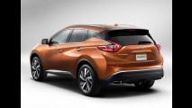 Nova geração do Nissan Murano começa a ser produzida nos Estados Unidos