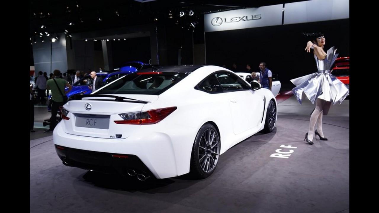 Lexus NX estará no Salão do Automóvel e já pode ser reservado