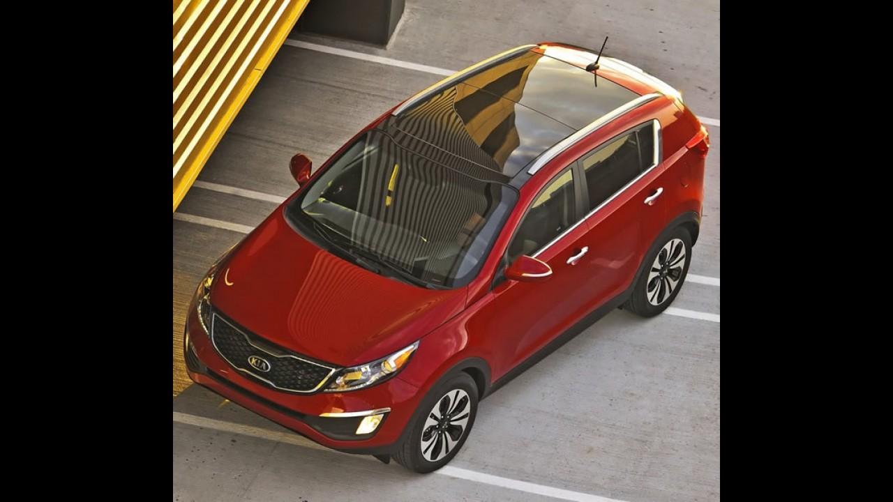 """Kia Sportage é um dos """"Melhores Carros para Jovens"""" nos Estados Unidos"""