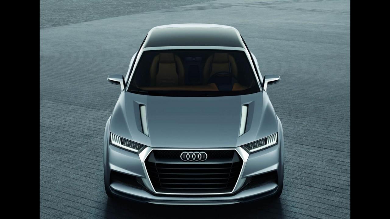Audi dá luz verde para produção de novo crossover-cupê Q8