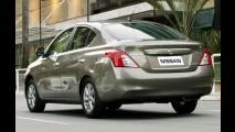 Nissan Versa atinge 1 milhão de unidades vendidas - veja galeria