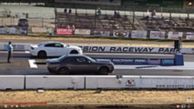 Dodge Demon Modifiyeli Charger Hellcat'e karşı