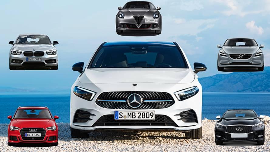 Nuova Mercedes Classe A e le concorrenti, prezzi a confronto