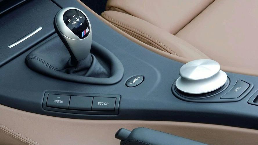 New BMW M DKG Transmission