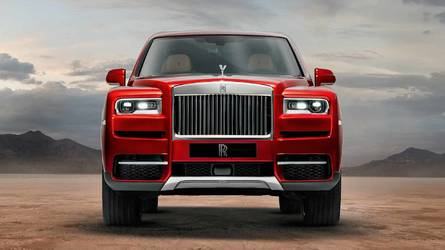 Video: Rolls-Royce Cullinan walk-around