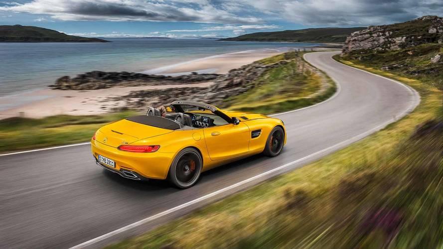 Mercedes-AMG GT S Roadster, à point pour l'été !