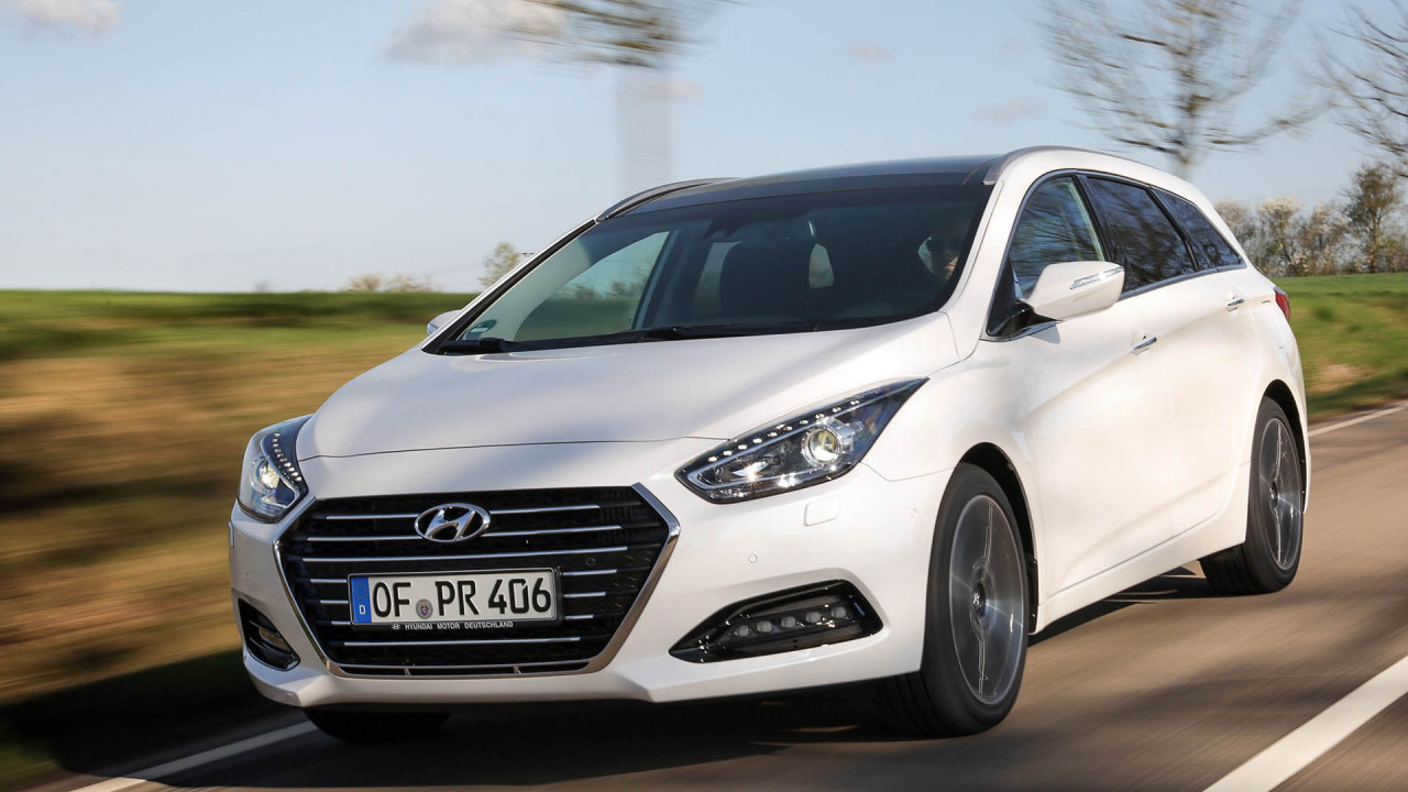 Platz 6: Hyundai i40 Kombi (1.719 Liter)