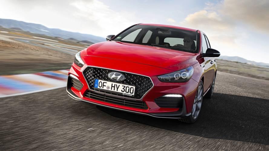 Hyundai i30 N Line 2018: aspecto deportivo