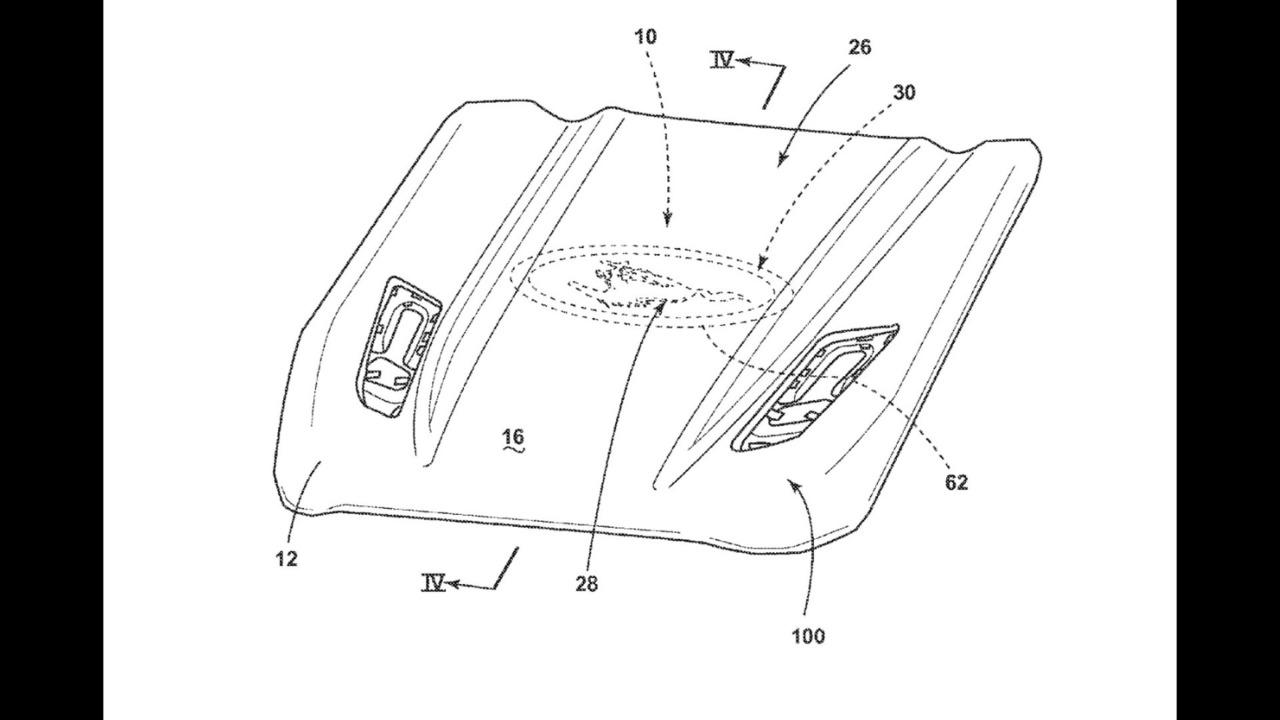 Ford Termal Grafik Patenti