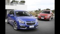 GM vai trocar o Cruze pelo Astra... na Austrália