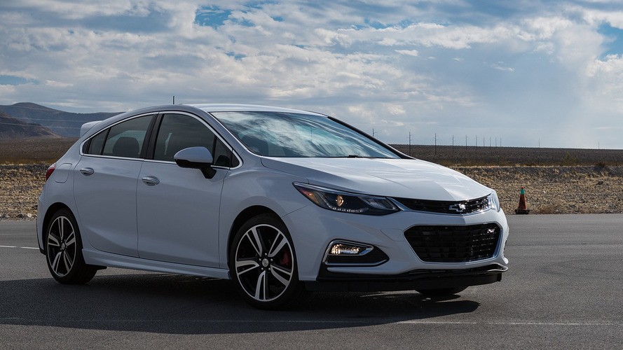 Chevrolet Performans Parçaları, Chevrolet Cruze Hatchback
